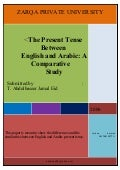 4616192 the-present-tense-between-english-and-arabic-a-comparative-by-abdulbaseer-jamal-eid