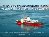Security in the Circumpolar World