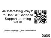 46 interesting ways_to_use_qr_codes...