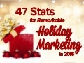 47 Stats for Remarkable Holiday Marketing in 2015