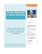 The Non-Profit Guide to Internet Ma...