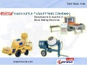 Concrete Mixer By Machines And Engi...