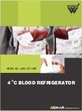Blood Bank Refrigerator (4 °C) by ACMAS Technologies Pvt Ltd.