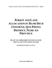 4 forestland allocation quephong 3 ...