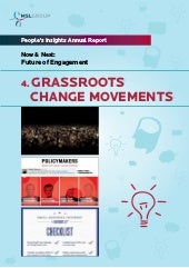 #4 Grassroots Change Movements: Ten...