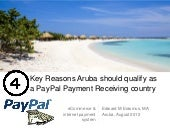 4 Key Reasons Aruba Should Qualify ...