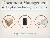 4 Office Document Management | Toro...