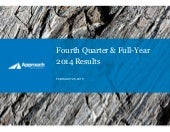 4 q & fy14 results presentation final
