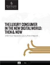 The Luxury Consumer in the new Digi...