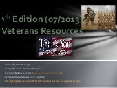 4th edition veterans resources guid...