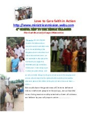 4th Gospel Trip To The Trible Of India