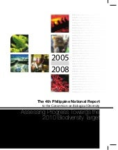 The 4th Philippine National Report ...