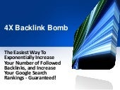 Powerful Link Building - 4X Backlin...