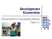 5.1   Development Economics   Intro...