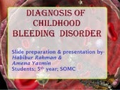 Investigations for childhood bleedi...