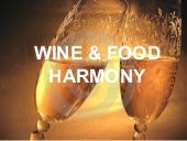 Wine & food harmony