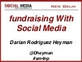 Darian Heyman - Fundraising With Social Media
