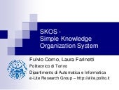 Introduction to SKOS - Simple Knowl...