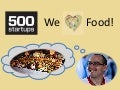 500 Startups Loves FOOD :)