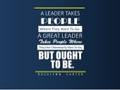 50 Motivational Leadership Quotes