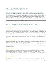 50 Mistakes of Sheikh al Albani