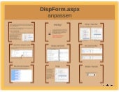 SharePoint Lektion #50: DIspForm.aspx anpassen