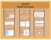 SharePoint Lesson #50: Modify DispForm