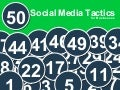 50 Social Media Tactics for Businesses