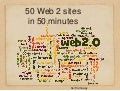 50 web 2 ideas