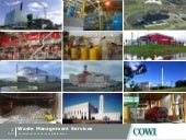 COWI Solid Waste Management Services