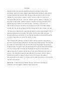 Dissertation medical tourism