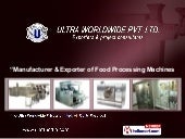 Ultra Worldwide Private Limited, Ma...