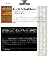 Dr. Willis Nathaniel Huggins (1886-...