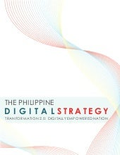 The Philippine Digital Strategy 201...