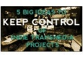 5 Big Ideas to Keep Control of Indie Transmedia Projects
