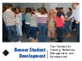 Bonner Student Development