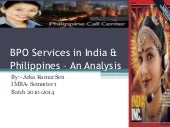 5) Bpo Services In India & Phil...