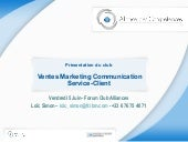 Ventes - Marketing - Communication ...