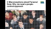 Five Misconceptions about Personal ...