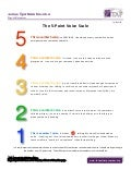 TAP Tip Sheet - The 5-Point Voice Scale