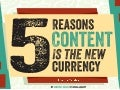 5 Reasons Content is the New Currency