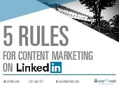 LinkedIn & Content Marketing | Practical Strategies from Oneupweb