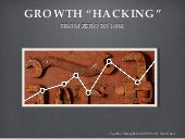 5 stages of Growth Hacking
