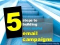 SmartResponse-Media: 5 steps to successful email campaigns