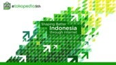 Statistik 5th anniversary tokopedia di Ecommerce Indonesia