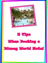 5 Tips When Booking a Disney World ...