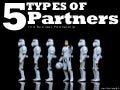 Five Types of Partners in a Business Partnership