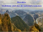 Slovakia  traditions and slovak nat...