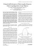 Design And Performance of Finite impulse Response Filter Using Hyperbolic Cosine Window