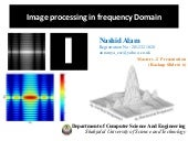 6.frequency domain image_processing